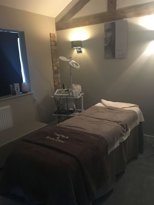The Face and Body Clinic Treatment Room
